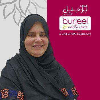 Dr. Fatma Urehman Tufail