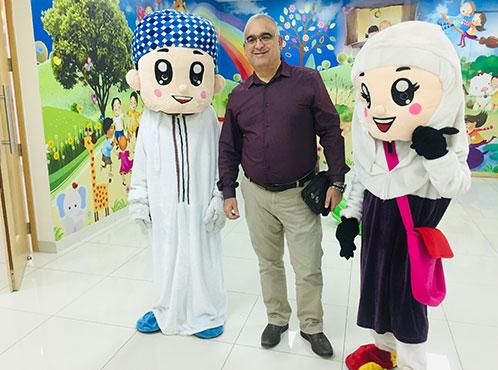 Burjeel Medical Centre, Azaiba celebrated Qarankasho