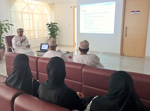 Burjeel Medical Centre – Oman hosted a Sleep Disorders' Open Day