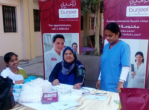 BMC- Oman partnered with Oman Ministry of Health and Oman Ministry of Education